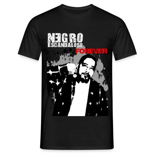 Negro dc Vit Loggo png - T-shirt herr