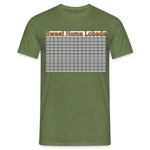 lobeda - Männer T-Shirt