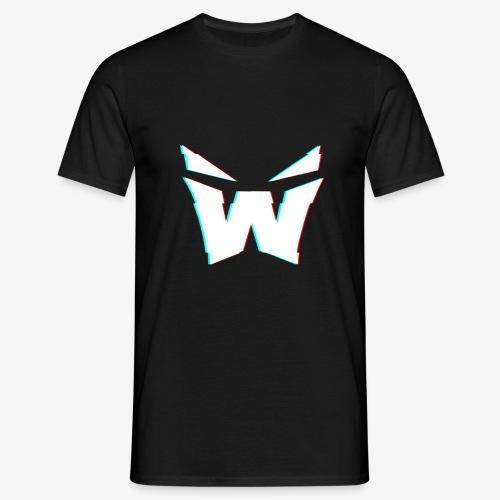 MAN'S VORTEX DESIGN - Men's T-Shirt
