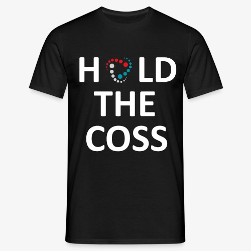 HOLD THE COSS - T-shirt Homme