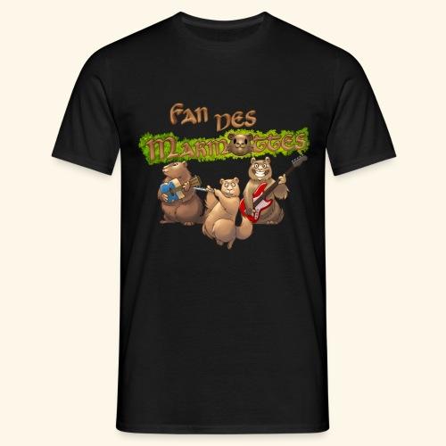 Tshirt fans - T-shirt Homme