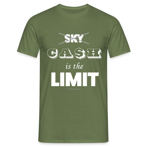 Cash is the limit - T-shirt Homme
