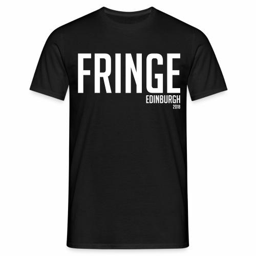 Fringe 2018 Black - Men's T-Shirt