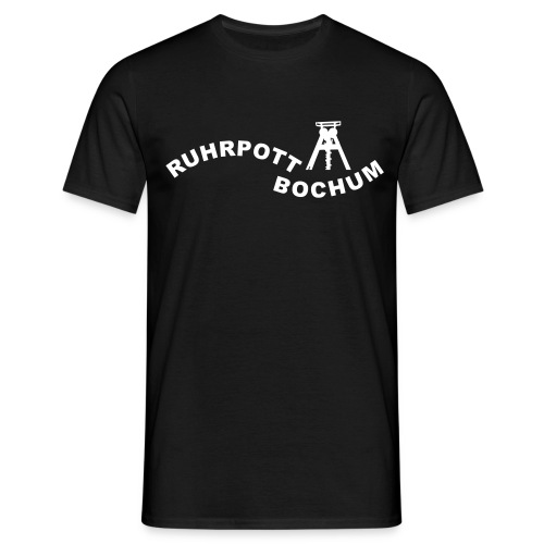 Bochum Kult T-Shirt - Männer T-Shirt