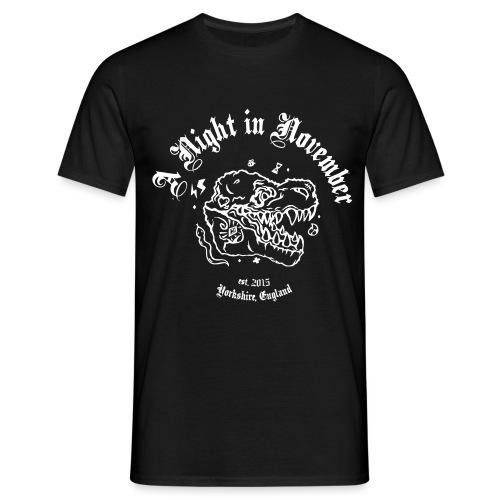 dinoheadskull - Men's T-Shirt