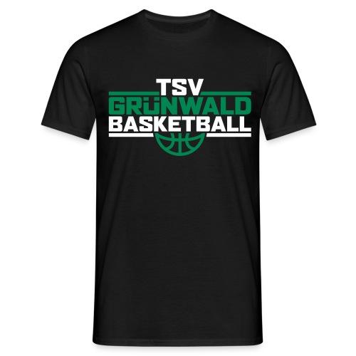 tsv grünwald - Männer T-Shirt