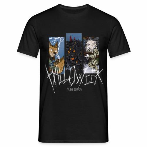 The Hallow Trio - Men's T-Shirt