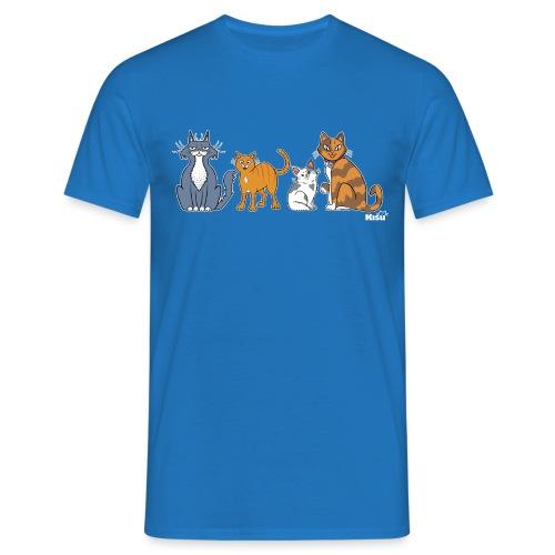 rescueryhmä värillinen - Miesten t-paita