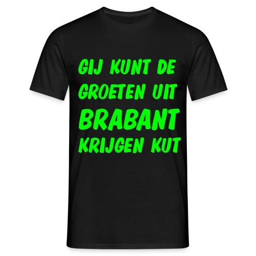 groeten - Mannen T-shirt