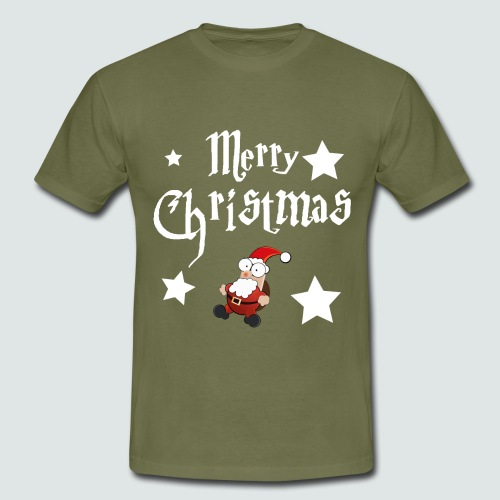 Merry Christmas - Ugly Christmas Sweater - Männer T-Shirt