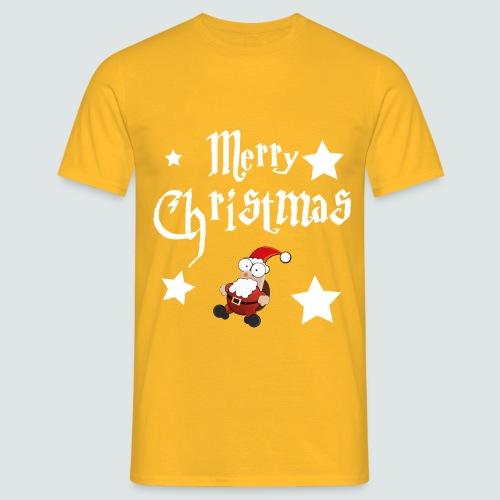 Merry Christmas - Ugly Christmas Sweater - Männer T-Shirt