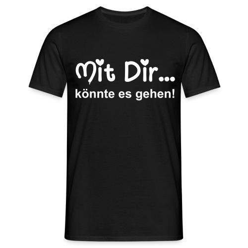 romantik - Männer T-Shirt