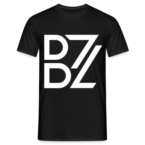 benz logo weiss png - Männer T-Shirt