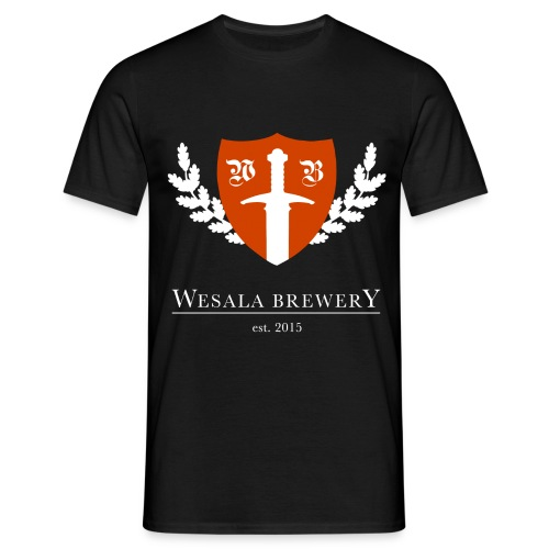WB Logo Transparent - Men's T-Shirt