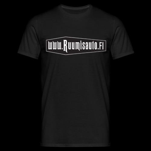 ruumisauto arkkulogo - Miesten t-paita