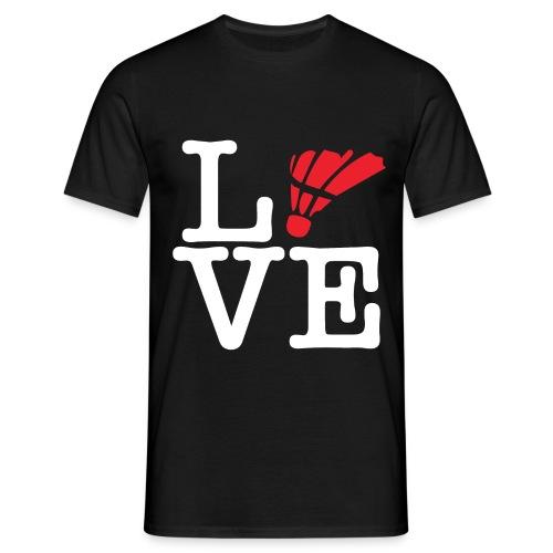 Badminton02 - T-shirt Homme