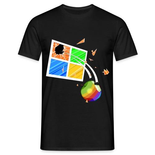 Windows_Mac - Men's T-Shirt