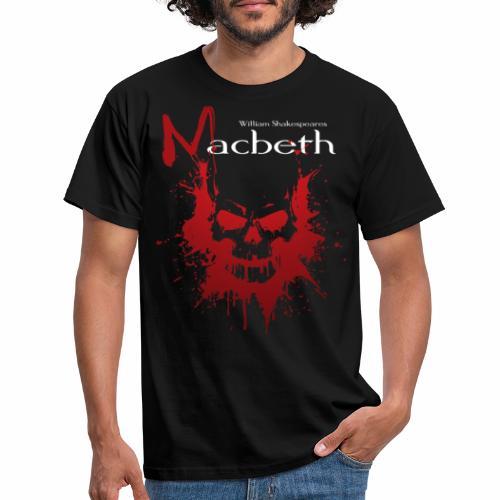 MacBeth V2 - Männer T-Shirt