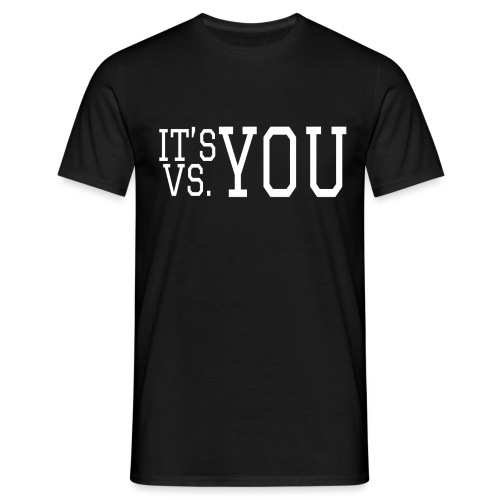 You vs You - Men's T-Shirt