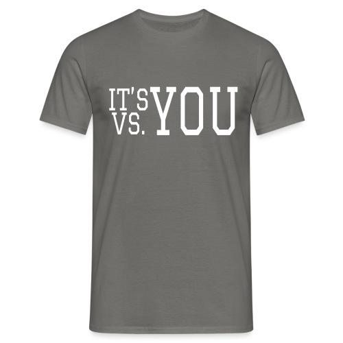 You vs You - Men's T-Shirt