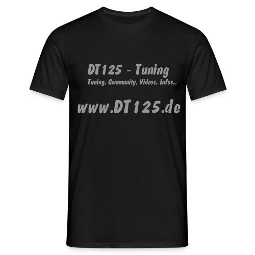 dt125tuning black - Männer T-Shirt