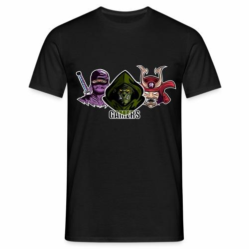 Gamers - Camiseta hombre