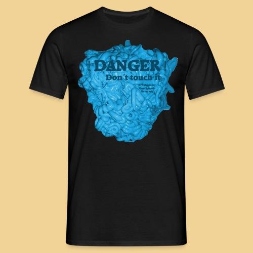 slime 2 turkis - Männer T-Shirt