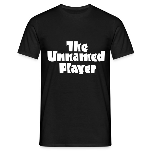 The Unnamed Player - Men's T-Shirt