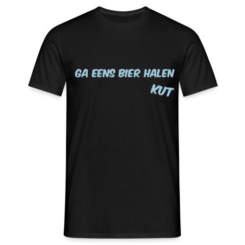 nwk bierhalen - Mannen T-shirt