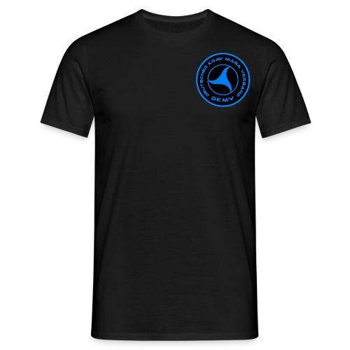 deutscher krav maga verband logo 2018 11t png - Männer T-Shirt