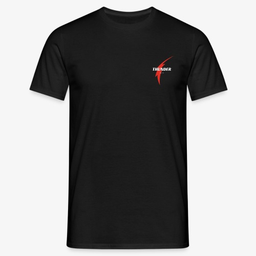 thunder war - T-shirt Homme