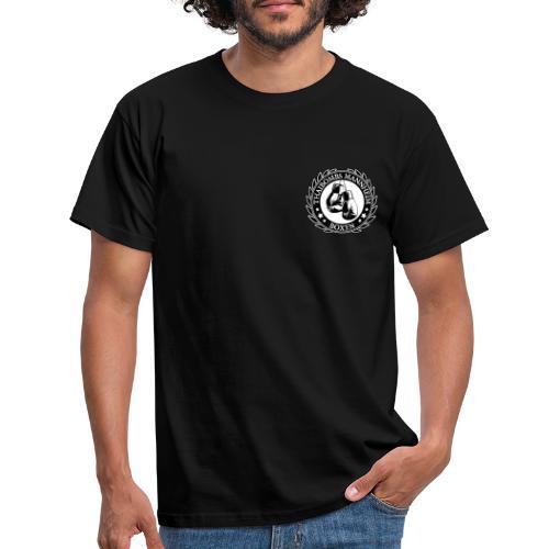 TBM Boxen Logo Final v2 s Rand - Männer T-Shirt