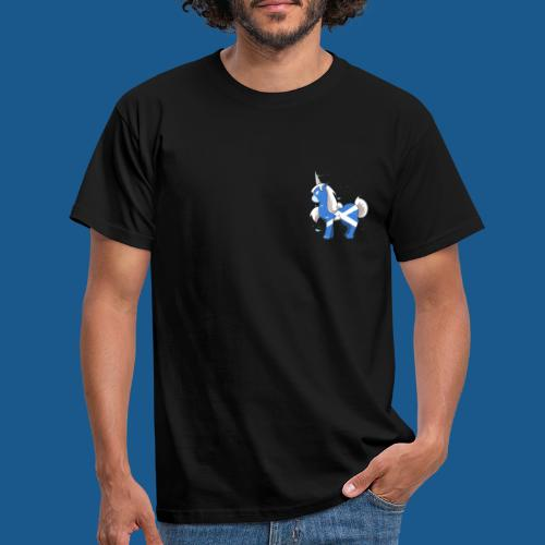 The Scotsman - Men's T-Shirt