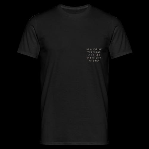 Fear - Men's T-Shirt