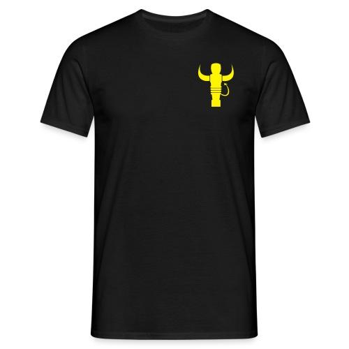 Team Kneipensportler front - Männer T-Shirt