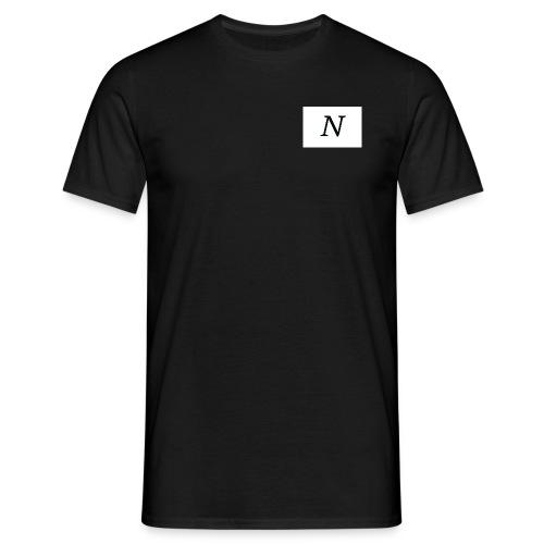 Lettre N - T-shirt Homme