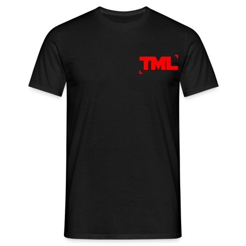 TML RED - Men's T-Shirt