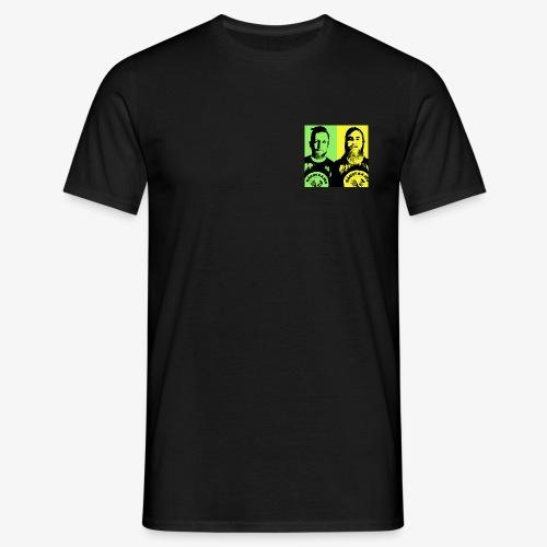 omslag - T-shirt herr