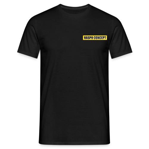 Raspo concept logo png - T-shirt Homme