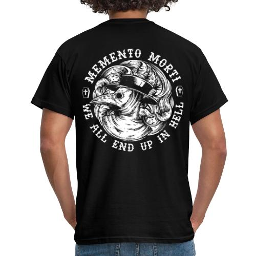 HELL apparel | MEMENTO MORTI | 2019 - Männer T-Shirt