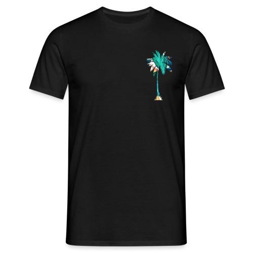 Fancy Palme 2 - Männer T-Shirt