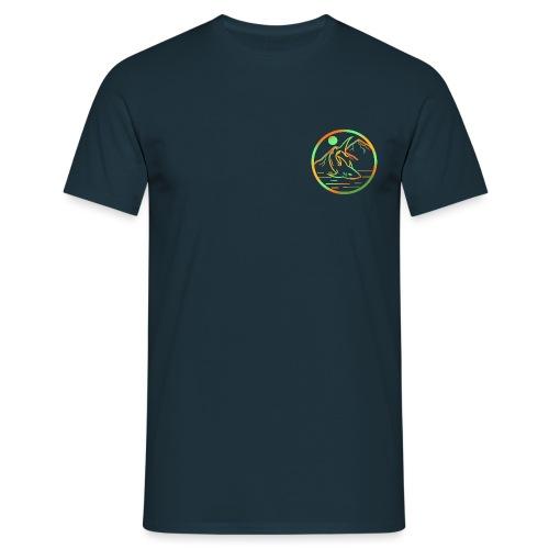 Dream deeper than the ocean - Men's T-Shirt