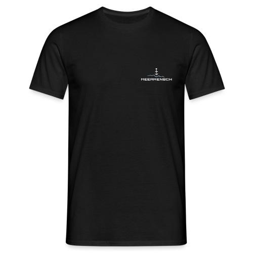 Meermensch - Männer T-Shirt