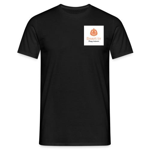 Smart TV Limited Edition Happy Halloween Merch - Men's T-Shirt