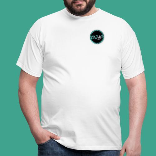 DjayPlayz Merch Logo - Mannen T-shirt
