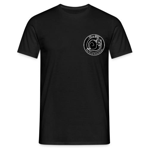 LOGO 125 cc NPDC BLACK - T-shirt Homme