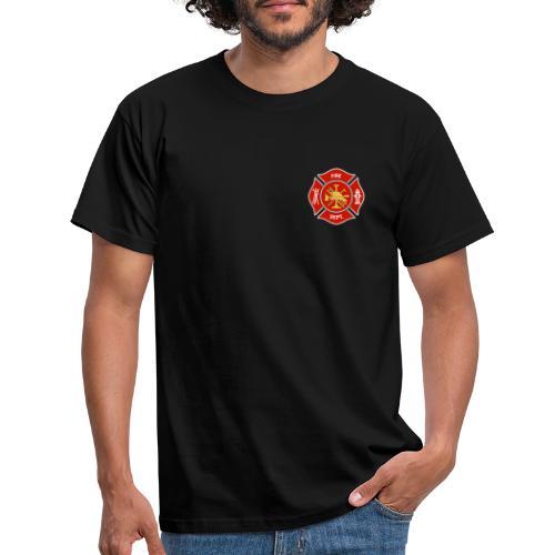 Fire Department Badge - Männer T-Shirt
