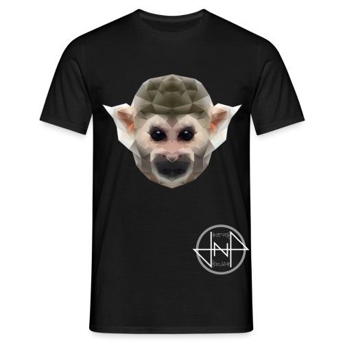 LnP_schlicht_klein - Männer T-Shirt