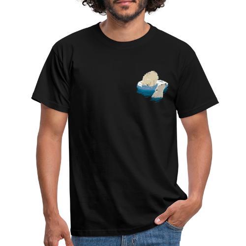 Polar bears - Men's T-Shirt
