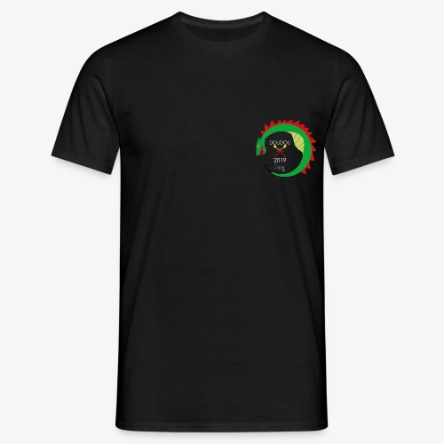 Dragon Doudou 2019 - T-shirt Homme